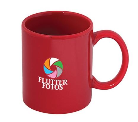 Fuzion C Handle mug